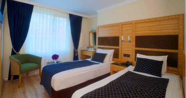 Sed Otel Bosphorus'ta tek veya çift kişilik 1 gece konaklama seçenekleri 149 TL'den başlayan fiyatlarla! Fırsatın geçerlilik tarihi için DETAYLAR bölümünü inceleyiniz.