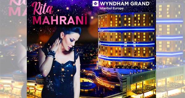 Wyndham Grand İstanbul Europe Hotel'de Sevgililer Günü programı ve konaklama seçeneği