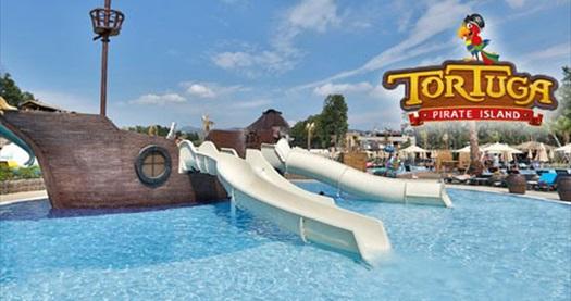Kuşadası TorTuga Pirate Island Theme & Aquapark'a 1 kişilik giriş ve hamburger menü seçenekleri 80 TL'den başlayan fiyatlarla! Fırsatın geçerlilik tarihi için, DETAYLAR bölümünü inceleyiniz.