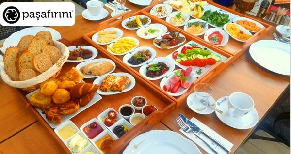 Beylikdüzü Paşa Fırını'nda kahvaltı seçenekleri 19,90 TL'den başlayan fiyatlarla! Fırsatın geçerlilik tarihi için DETAYLAR bölümünü inceleyiniz.