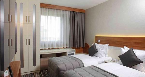 Huzurun adresi Koru Hotel Çankaya'da çift kişilik 1 gece konaklama 149 TL'den başlayan fiyatlarla! Fırsatın geçerlilik tarihi için, DETAYLAR bölümünü inceleyiniz.