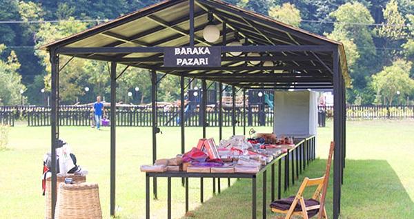 Riva Baraka Köyü'nde Ramazan'a özel enfes iftar menüsü ve eğlence programları 89 TL'den başlayan fiyatlarla! Bu fırsat 6 Mayıs - 3 Haziran 2019 tarihleri arasında, iftar saatinde geçerlidir.