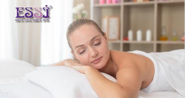 Nişantaşı Essi Güzellik Estetik ve Akademi'de masaj seçenekleri 59 TL'den başlayan fiyatlarla! Fırsatın geçerlilik tarihi için DETAYLAR bölümünü inceleyiniz.