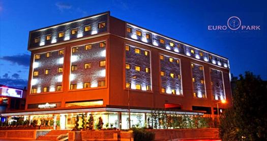 5 yıldızlı Beylikdüzü Euro Park Otel'de çift kişilik 1 gece konaklama ve kahvaltı seçeneği 119 TL'den başlayan fiyatlarla! Fırsatın geçerlilik tarihi için, DETAYLAR bölümünü inceleyiniz.