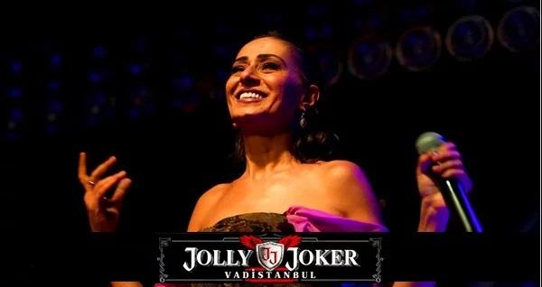20 Mart'ta Jolly Joker Vadistanbul Sahnesi'nde gerçekleşecek Yıldız Tilbe konserine biletler 74,90 TL'den başlayan fiyatlarla! 20 Mart 2019   21:00   Jolly Joker Vadistanbul Sahnesi