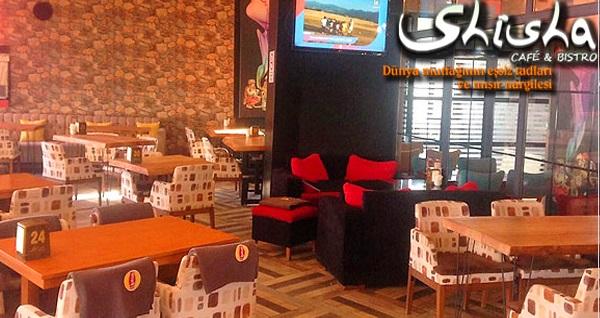 Çukurambar Shisha Cafe & Bistro'da 2-3 kişilik serpme kahvaltı menüsü 54,90 TL'den başlayan fiyatlarla! Fırsatın geçerlilik tarihi için DETAYLAR bölümünü inceleyiniz.