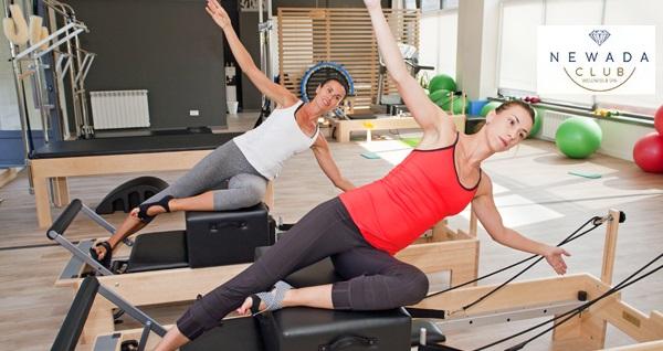Club Newada'da birebir reformer pilates seans seçenekleri 59 TL'den başlayan fiyatlarla! Fırsatın geçerlilik tarihi için DETAYLAR bölümünü inceleyiniz.