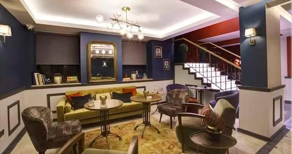 The Fox Taksim Otel'de tek veya çift kişilik konaklama 249 TL! Fırsatın geçerlilik tarihi için DETAYLAR bölümünü inceleyiniz.