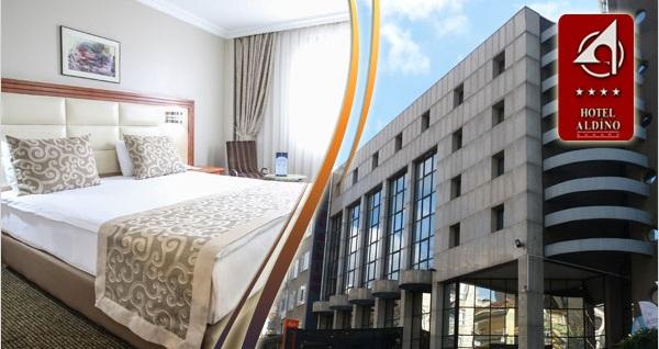 Tunalı Hilmi Aldino Hotel'de kahvaltı dahil çift kişilik 1 gece konaklama seçenekleri 189 TL'den başlayan fiyatlarla! Fırsatın geçerlilik tarihi için, DETAYLAR bölümünü inceleyiniz.
