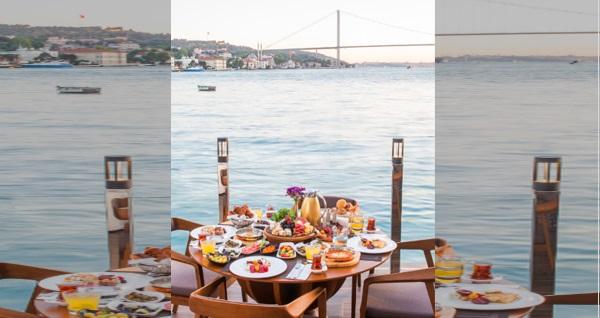 İnci Bosphorus'tan tadı damağınızda kalacak sınırsız çay eşliğinde kişi başı serpme kahvaltı menüsü 69,90 TL! Fırsatın geçerlilik tarihi için DETAYLAR bölümünü inceleyiniz.