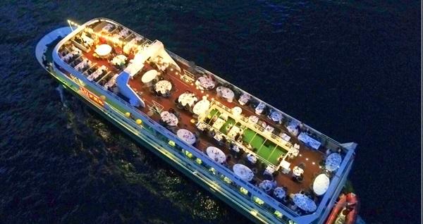 Eftalya Tekne Turu'ndan Lüfer 6 Gemisi ile her Cuma fasıllı Boğaz turu 99,90 TL'den başlayan fiyatlarla! Fırsatın geçerlilik tarihi için DETAYLAR bölümünü inceleyiniz.