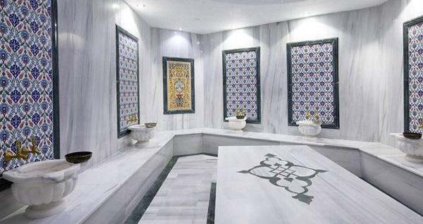 DoubleTree By Hilton Kocaeli Bonheur Spa'dan ıslak alan kullanımı 50 TL'den başlayan fiyatlarla! Fırsatın geçerlilik tarihi için DETAYLAR bölümünü inceleyiniz.