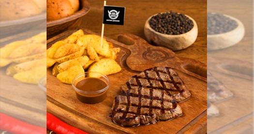 Metromall AVM Good Beef Homemade'de sınırsız içecek eşliğinde, tamamen doğal ve ev yapımı burger veya dana lokum menüleri 18,90 TL'den başlayan fiyatlarla! Fırsatın geçerlilik tarihi için DETAYLAR bölümünü inceleyiniz.