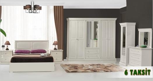 Almira Mobilya'dan evlerinize estetik katacak yatak odası takımları 2.240 TL'den başlayan fiyatlarla! Bonus, World, Axess ve CardFinans'a 6 taksit seçeneği ile tüm Türkiye'ye kargo hizmeti vardır.