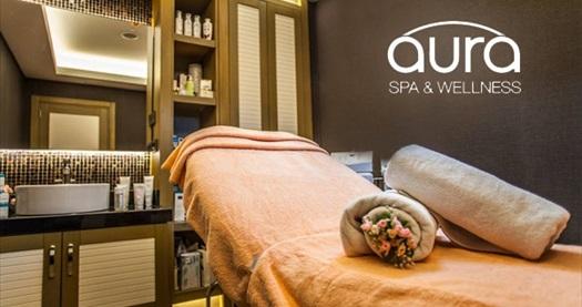 Gayrettepe Sürmeli Hotel Aura SPA'da deniz manzarası eşliğinde 50 dakikalık masaj & ıslak alan kullanımı kişi seçenekleriyle 79 TL'den başlayan fiyatlarla! Fırsatın geçerlilik tarihi için DETAYLAR bölümünü inceleyiniz. ISLAK ALAN KULLANIMINA DAHİL OLANLAR: Türk hamamı, sauna ve buhar odası