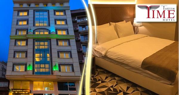 TAKSIM TIME HOTEL İSTANBUL'da çift kişilik 1 gece konaklama ve SPA keyfi 179 TL'den başlayan fiyatlarla! Fırsatın geçerlilik tarihi için, DETAYLAR bölümünü inceleyiniz.