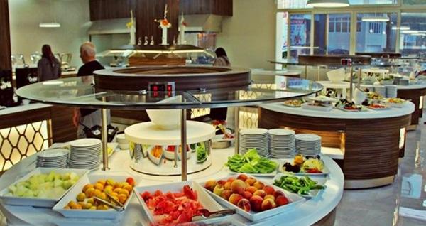 Balçova Termal Otel'de açık büfe kahvaltı ve termal havuz kullanımı kişi başı 64,90 TL! Fırsatın geçerlilik tarihi için, DETAYLAR bölümünü inceleyiniz.