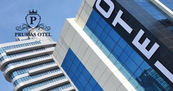 Osmangazi Prusias Otel'de kahvaltı dahil çift kişilik 1 gece konaklama 149 TL'den başlayan fiyatlarla! Fırsatın geçerlilik tarihi için, DETAYLAR bölümünü inceleyiniz.