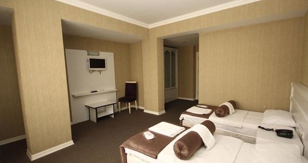 Pendik Blue Marine Hotel'de çift kişilik 1 gece konaklama seçenekleri Fırsatın geçerlilik tarihi için DETAYLAR bölümünü inceleyiniz.