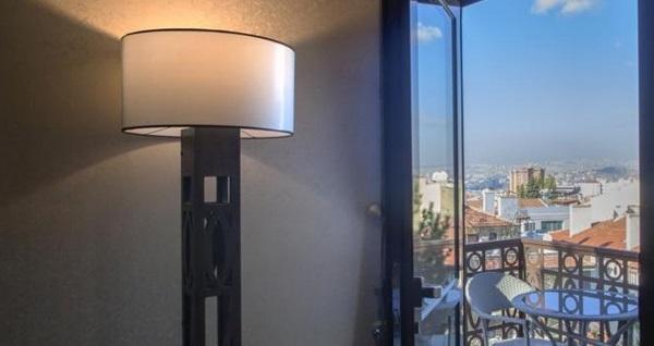 Çankaya Cadence Design Hotel'de kahvaltı dahil çift kişilik 1 gece konaklama 169 TL! Fırsatın geçerlilik tarihi için, DETAYLAR bölümünü inceleyiniz.