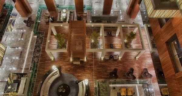 Hafta sonuna özel Radisson Blu Hotel&Spa İstanbul Tuzla'da açık havuz ve Elysia Spa ıslak alan kullanımı dahil çift kişilik 1 gece konaklama seçenekleri 349 TL'den başlayan fiyatlarla! Fırsatın geçerlilik tarihi için DETAYLAR bölümünü inceleyiniz.