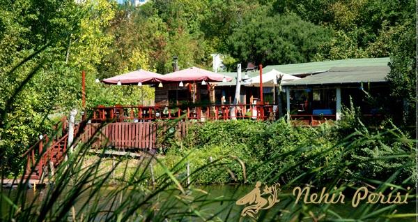 Ağva Nehir Perisi Otel'de kahvaltı dahil çift kişilik 1 gece konaklama