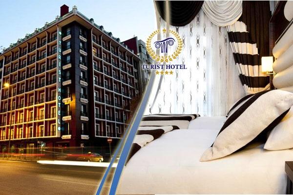 Ankara Turist Hotel'de çift kişilik 1 gece konaklama seçenekleri 139 TL'den başlayan fiyatlarla! Fırsatın geçerlilik tarihi için, DETAYLAR bölümünü inceleyiniz.