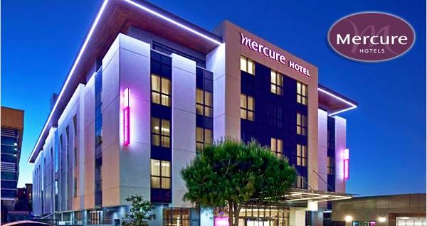 Mercure İstanbul Altunizade Hotel'de çift kişilik 1 gece konaklama seçenekleri 219 TL'den başlayan fiyatlarla! Fırsatın geçerlilik tarihi için DETAYLAR bölümünü inceleyiniz.