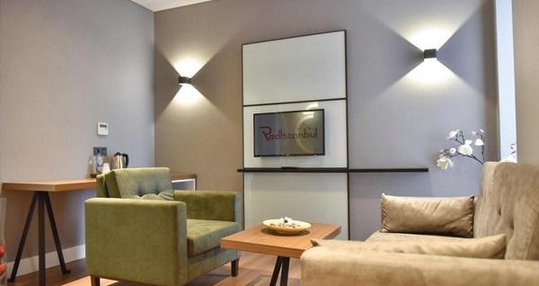 Ataşehir Ata City Otel'de çift kişilik kahvaltı dahil 1 gece konaklama seçenekleri 149 TL'den başlayan fiyatlarla! Fırsatın geçerlilik tarihi için DETAYLAR bölümünü inceleyiniz.