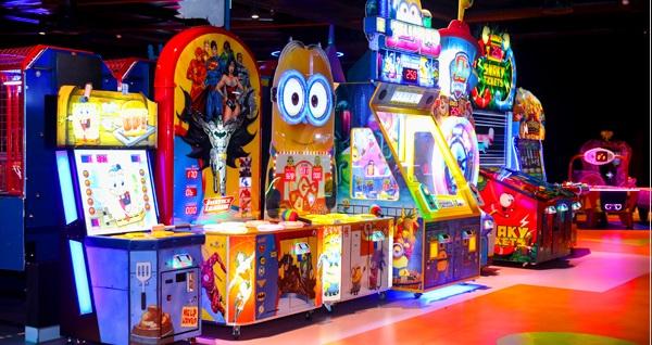 İstanbul Anatolium Marmara AVM Agoraland Aile Eğlence Merkezi'nde oyun kredileri 12,50 TL'den başlayan fiyatlarla! Fırsatın geçerlilik tarihi için DETAYLAR bölümünü inceleyiniz.
