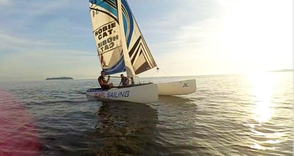 Tuzla Pearl Sailing'te Katamaran tanışma turu 150 TL'den başlayan fiyatlarla! Fırsatın geçerlilik tarihi için DETAYLAR bölümünü inceleyiniz.