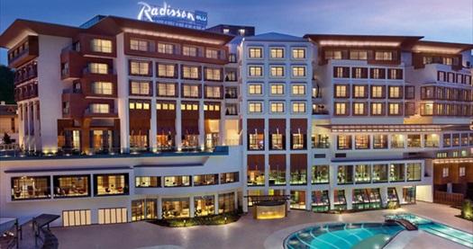 Radisson Blu Hotel&Spa İstanbul Tuzla'da kahvaltı dahil çift kişilik 1 gece konaklama ve ıslak alan kullanımı 199 TL'den başlayan fiyatlarla! Fırsatın geçerlilik tarihi için, DETAYLAR bölümünü inceleyiniz.
