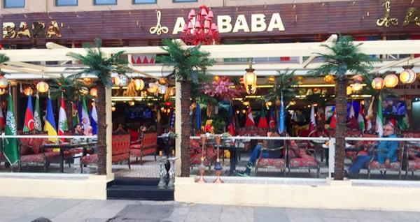 Ortaköy Ali Baba Restaurant & Nargile'de zengin içerikli Alibaba serpme kahvaltı kişi başı 40 TL! Fırsatın geçerlilik tarihi için, DETAYLAR bölümünü inceleyiniz.