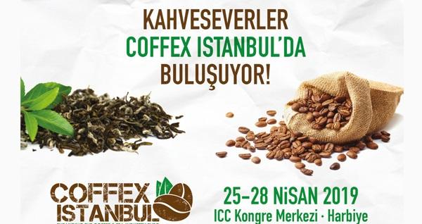25-28 Nisan İstanbul Kongre Merkezi'nde gerçekleşecek Kahve Festivali (Coffex) için biletler 14 TL'den başlayan fiyatlarla! Bu fırsat 25-28 Nisan tarihleri arasında geçerlidir.