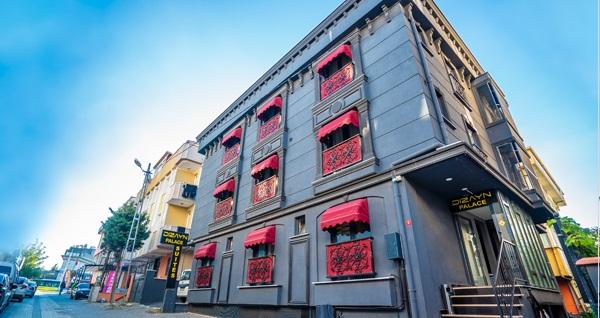 Dizayn Palace Ataşehir'de 1 gece çift kişi konaklama 200 TL'den başlayan fiyatlarla! Fırsatın geçerlilik tarihi için DETAYLAR bölümünü inceleyiniz.