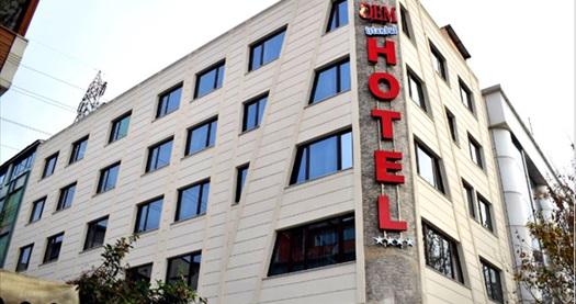 Dem İstanbul Hotel'de tek veya çift kişilik kahvaltı dahil 1 gece konaklama seçenekleri 119 TL'den başlayan fiyatlarla! Fırsatın geçerlilik tarihi için DETAYLAR bölümünü inceleyiniz.