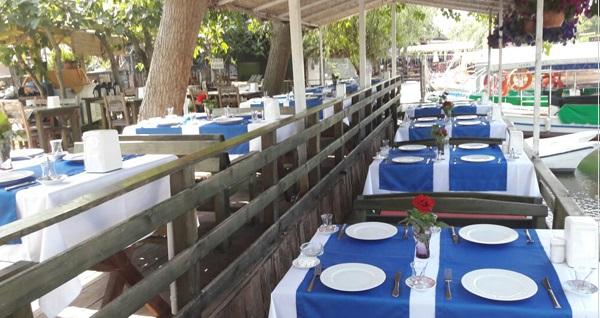 Ağva Küçük Ev'de nehir kenarında serpme köy kahvaltısı ve akşam yemeği dahil çift kişilik 1 gece konaklama 220 TL'den başlayan fiyatlarla! Fırsatın geçerlilik tarihi için DETAYLAR bölümünü inceleyiniz.