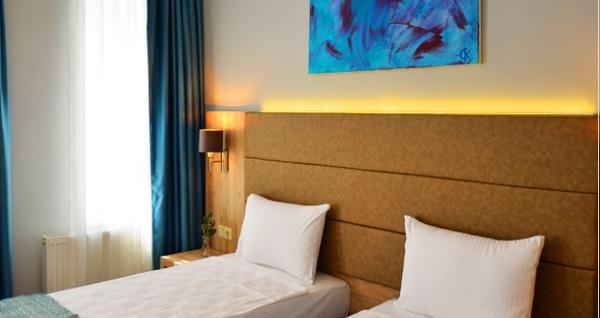 Şişli Andi Otel'de tek veya çift kişilik konaklama seçenekleri 189 TL'den başlayan fiyatlarla! Fırsatın geçerlilik tarihi için DETAYLAR bölümünü inceleyiniz.