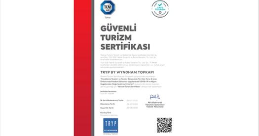 Tryp by Wyndham İstanbul Topkapı'da kahvaltı dahil tek veya çift kişilik 1 gece konaklama 269 TL! Fırsatın geçerlilik tarihi için DETAYLAR bölümünü inceleyiniz.