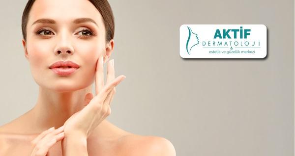 Aktif Dermatoloji'de 40 dakikalık profesyonel cilt bakımı ve hediye vücut analizi 150 TL yerine 39 TL! Fırsatın geçerlilik tarihi için DETAYLAR bölümünü inceleyiniz.