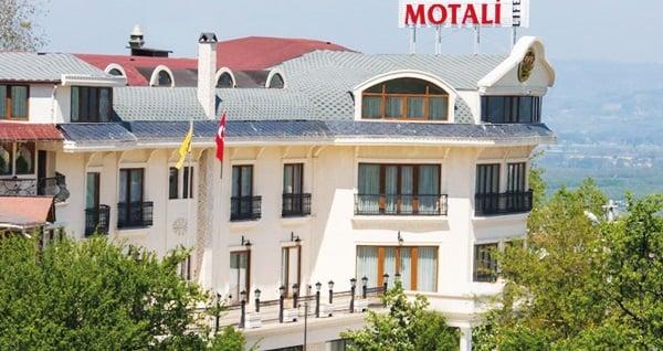 Kartepe Motali Life Hotel'de kahvaltı dahil çift kişilik 1 gece konaklama 199 TL! Fırsatın geçerlilik tarihi için DETAYLAR bölümünü inceleyiniz.