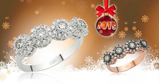 Yılbaşı'na ışıl ışıl girin! Tekbir Silver'dan zirkon taşlı gümüş yüzük ve küpeler 99,80 TL yerine 49,90 TL! Farklı ürün ve model seçenekleriyle tüm Türkiye'ye ÜCRETSİZ kargo hizmeti vardır.
