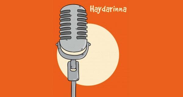"""Komik ve ihtiraslı stand-up gösterisi 'Haydarinna' için biletler 50 TL yerine 30 TL! Tarih ve konum seçimi yapmak için """"Hemen Al"""" butonuna tıklayınız."""