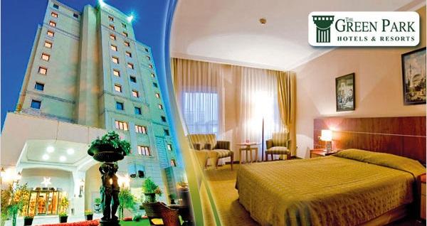 The Green Park Hotel Bostancı'da çift kişilik 1 gece konaklama seçenekleri 230 TL'den başlayan fiyatlarla! Fırsatın geçerlilik tarihi için DETAYLAR bölümünü inceleyiniz.