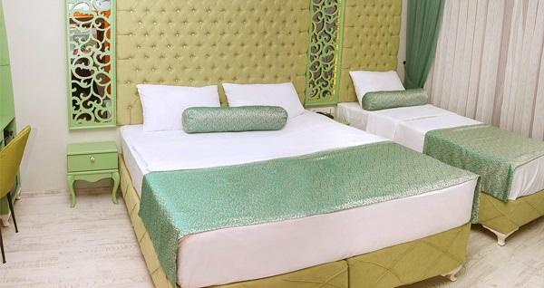 Şirinevler Green Garden Istanbul Hotel'de farklı kişi seçenekleri ile açık büfe kahvaltı dahil 1 gece konaklama keyfi 145 TL'den başlayan fiyatlarla! Fırsatın geçerlilik tarihi için, DETAYLAR bölümünü inceleyiniz.