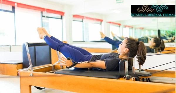 İstanbul Medikal Termal'de pilates, yoga ve kaplıca kullanımı 89 TL'den başlayan fiyatlarla! Fırsatın geçerlilik tarihi için DETAYLAR bölümünü inceleyiniz.