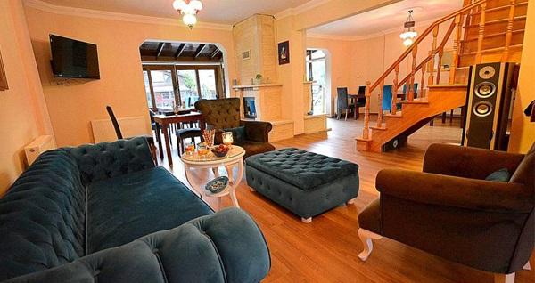 Ağva Myway Otel'de bahçe manzaralı jakuzili odalarda çift kişilik 1 gece konaklama 169 TL'den başlayan fiyatlarla! Fırsatın geçerlilik tarihi için, DETAYLAR bölümünü inceleyiniz.