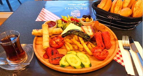 Senso Cafe Bakırköy'de kahvaltı menüsü 19 TL'den başlayan fiyatlarla! Fırsatın geçerlilik tarihi için DETAYLAR bölümünü inceleyiniz.