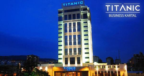 Titanic Business Kartal Otel'de çift kişilik 1 gece konaklama seçenekleri 279 TL'den başlayan fiyatlarla! Fırsatın geçerlilik tarihi için, DETAYLAR bölümünü inceleyiniz.