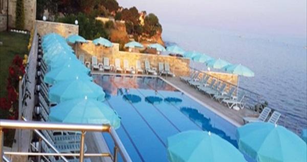 Selimpaşa Konağı Hotel'de denize nazır enfes iftar menüsü 89 TL! Bu fırsat 6 Mayıs - 3 Haziran 2019 tarihleri arasında, iftar saatinde geçerlidir.